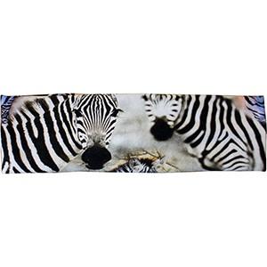 Hårband zebror färg
