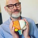 Professor Mats Lekander, PIOs arsmote i Gavle 2019