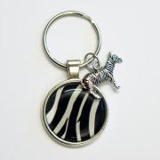 Nyckelring_zebra_monster